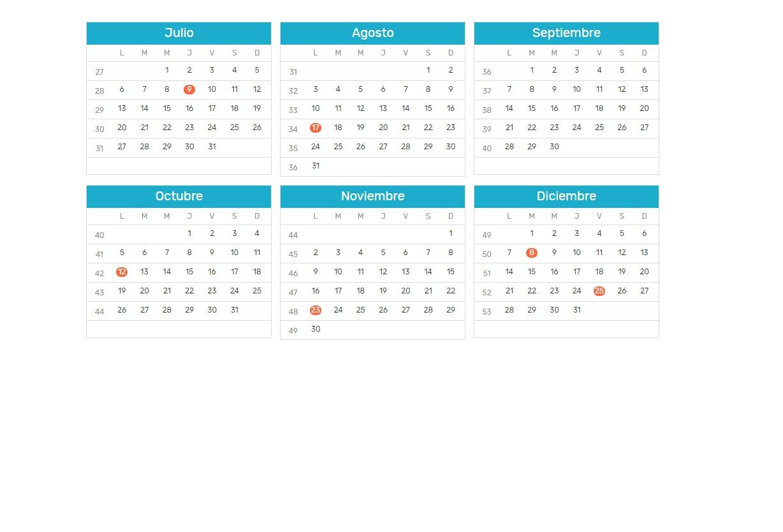 Calendario Agosto 2020 Argentina.Calendario 2020 Argentina Para Imprimir Finanzas Y Economia